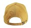 NEW STYLE: 5-PANEL BRUSHED CAP STRUCTURED