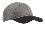 COLD WEATHER CAP -GRAY/BLACK ONLY