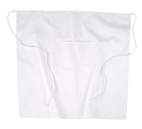 BISTRO APRON-White on Sale