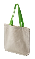 Canvas Accent Handle Tote on Sale