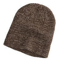 Ribbed Marled Beanie on Sale