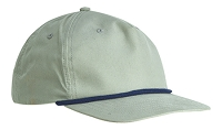 5-Panel Golf Cap - Semi-Structured