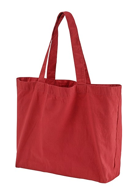 Twill Horizontal Shopper